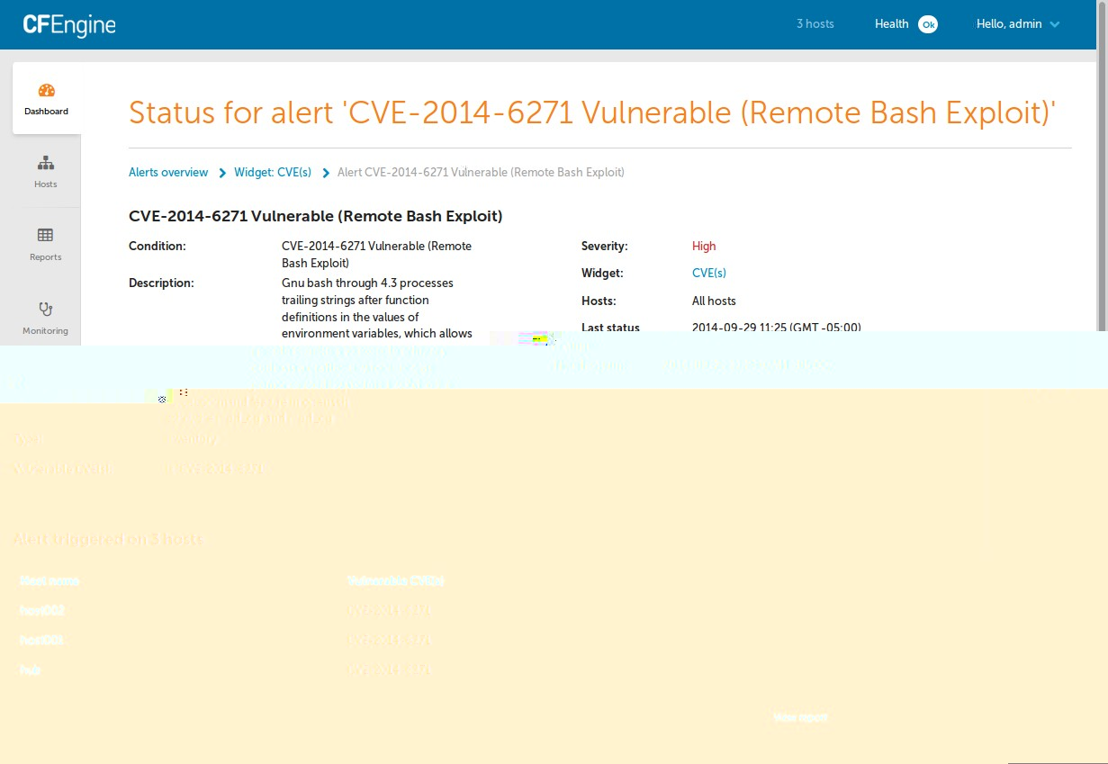 CFEngine 3 10 Documentation - The Complete Examples and